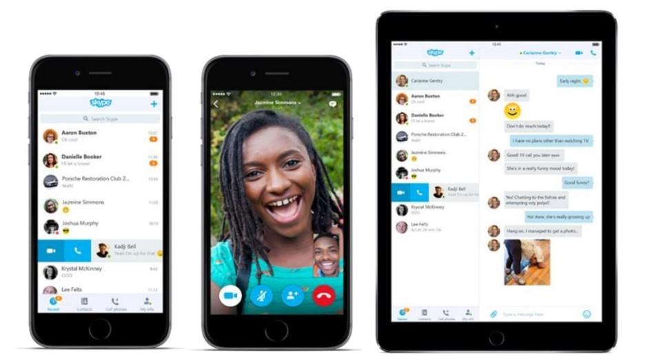 Skype 6.0 for iOS teaser 001