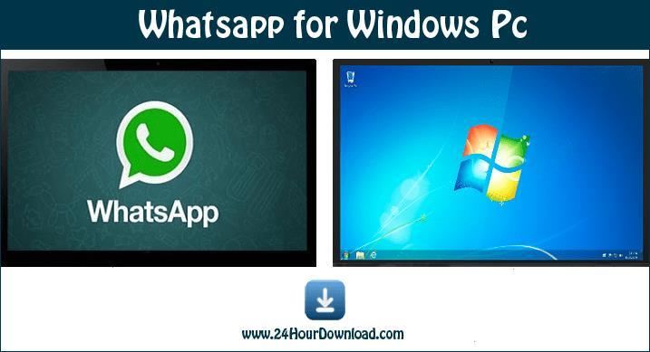 Whatsapp for Windows Pc
