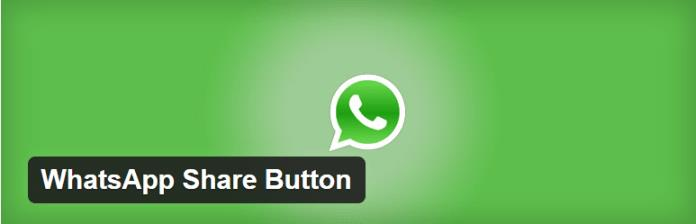 WhatsApp sharing plugin for WordPress