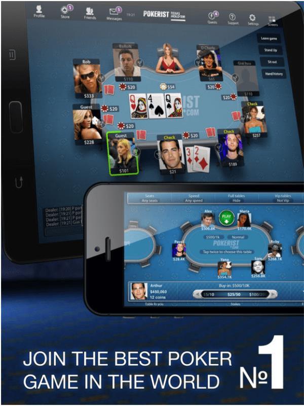 Texas Pokerist