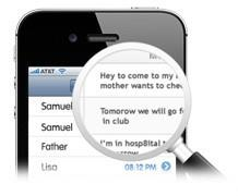 Monitor Text Messages