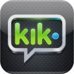 Kik Messenger Logo