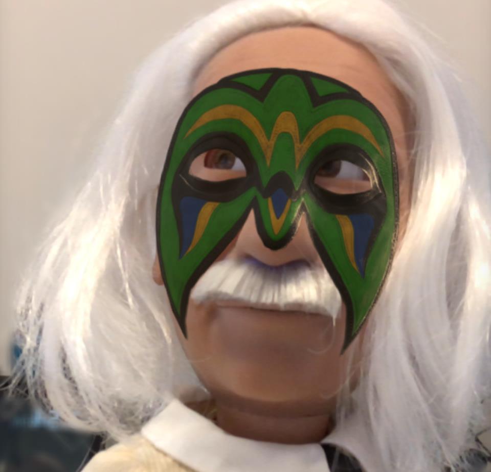 Einstein likes the new Snapchat lenses, too.