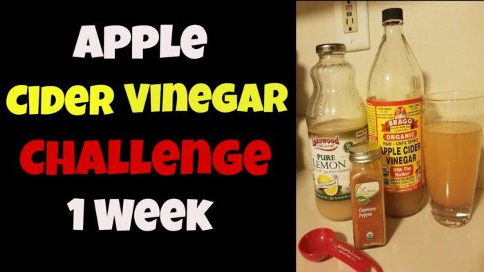 APPLE CIDER VINEGAR AND WEIGHT LOSS...HOW LONG SHOULD I DRINK