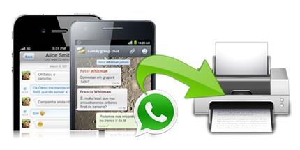 Free & Simple Ways to Print WhatsApp Messages on iPhone