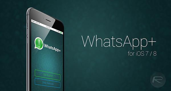 WhatsApp plus main