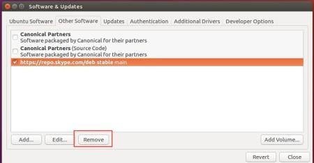 remove-skype-repo
