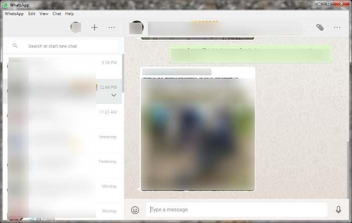 Install whatsapp on Windows 7 step2
