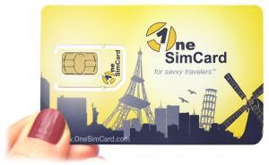 OnceSimCard
