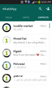 download whatsApp free for android