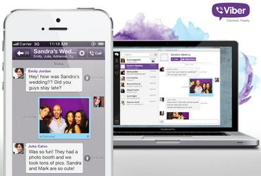 Viber WhatsApp Messenger Alternative