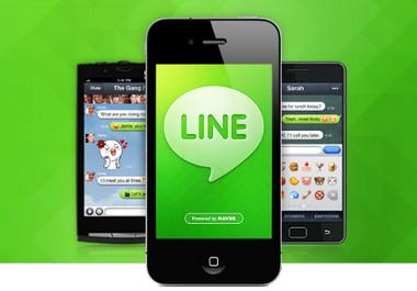 Line Messenger WhatsApp Messenger Alternative