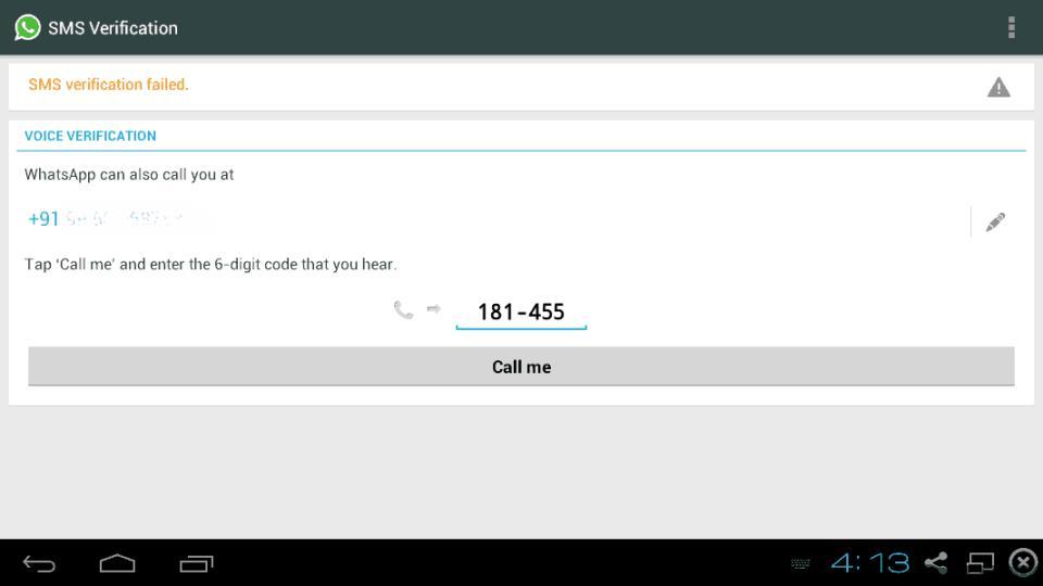 SMS-Verification-Failed-Enter-Code-WhatsApp-1