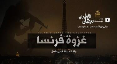 isis paris attacks post propaganda