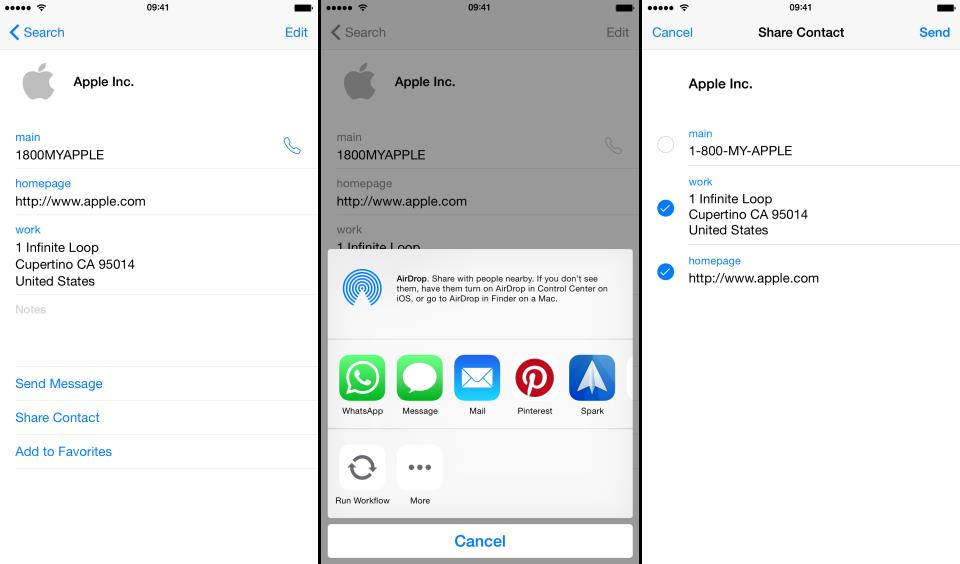 WhatsApp 2.12.5 for iOS iPhone screenshot 006