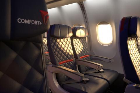 A330 Comfort Plus Seats