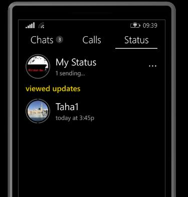 How To Get Whatsapp Status On Windows Phone And Use It
