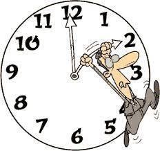 1 hour clock