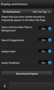 Adobe Flash in Default Browser
