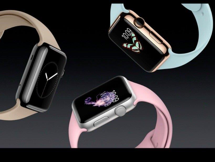 Apple Watch straps