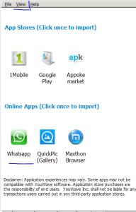 Install Whatsapp on computer