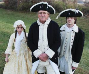 Mayflower voyage descendant, Godfrey man John Stanton reveals family's past