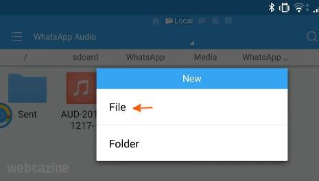 whatsapp audio folder_2