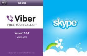 skype vs Viber