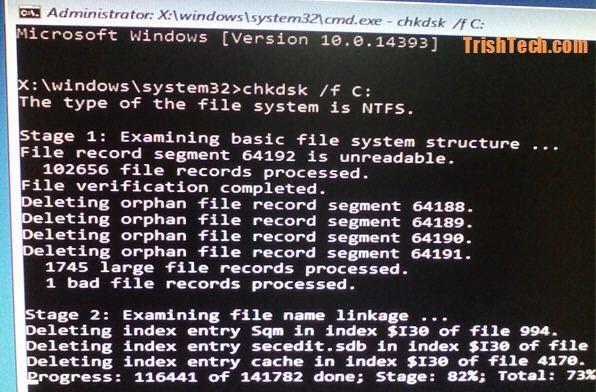 Fixing Windows 10 Activation Error 0x80070570