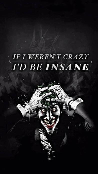 IF i werent crazy id be insane wallpaper