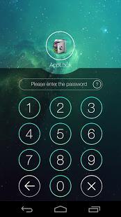 Lock WhatsApp Messenger With Password