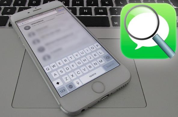 Search Whatsapp Messages on iPhone