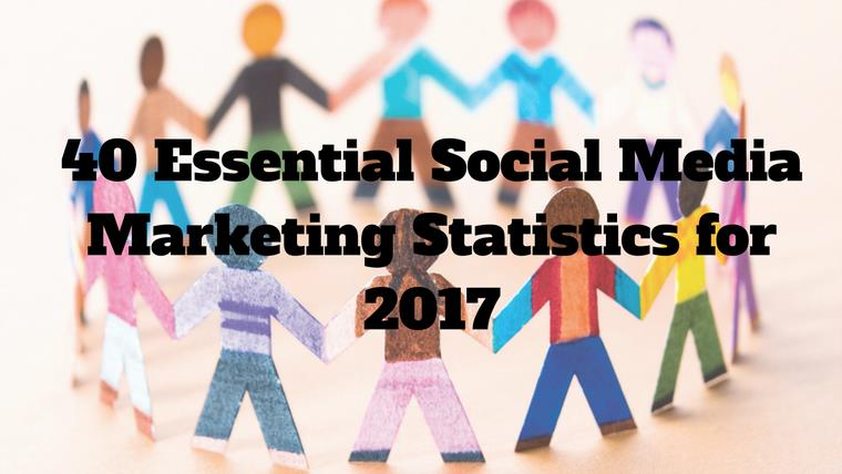 Social Media Marketing Statistics 2017