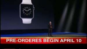Apple launches smartwatch, price to go as high as $17,000