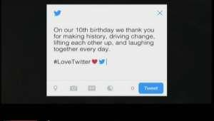 Moments revisited as Twitter turns 10