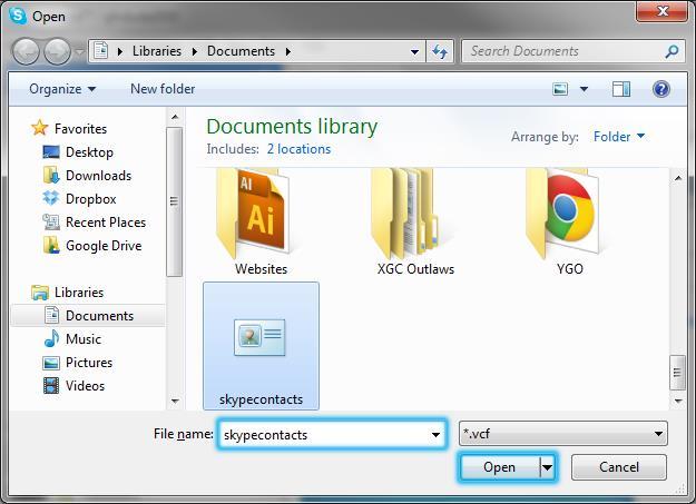 Locate Backup File