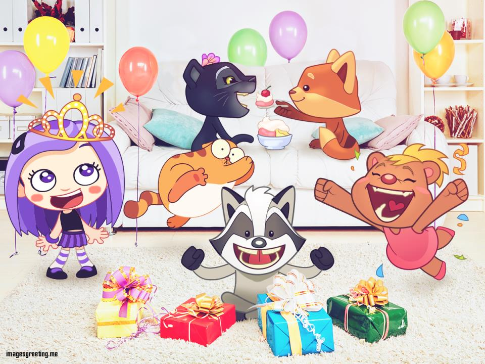 Beautiful Happy Birthday Viber – Viber Regarding Happy Birthday Images for Fb